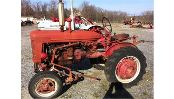Inventory from Farmall and International Harvester Company