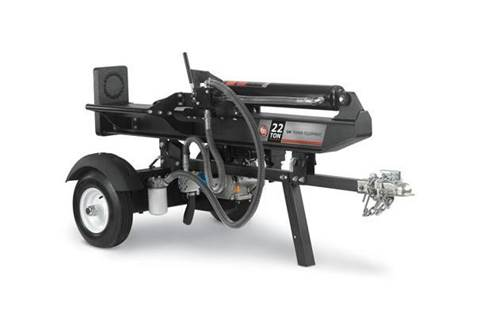2015 22-Ton Horizontal-Vertical Log Splitter