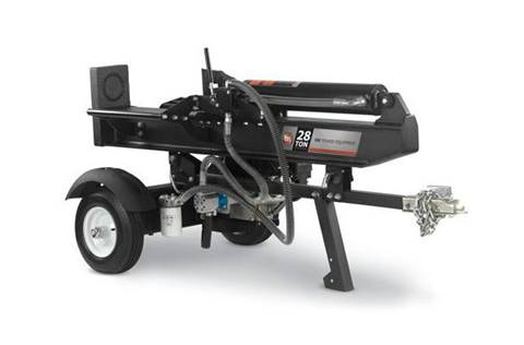 2015 28-Ton Horizontal-Vertical Log Splitter