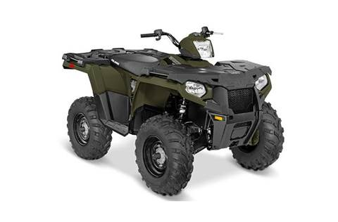 2016 Sportsman® 450 H.O. EPS