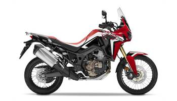 2016 Africa Twin - DCT ABS