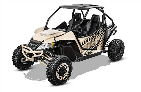 2016 Wildcat X Special Edition