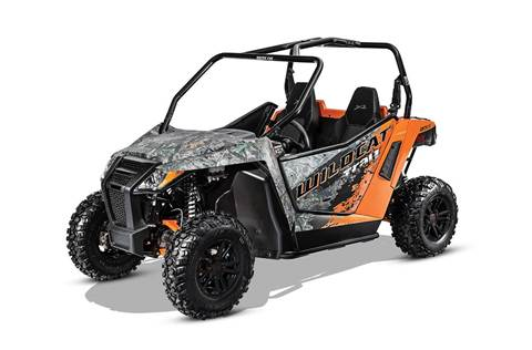 2016 Wildcat Trail Limited Edition