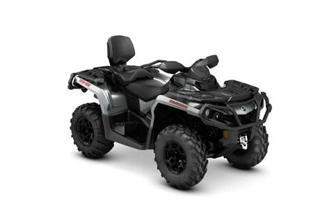 2016 Outlander MAX XT™ 1000R - Brushed Aluminum