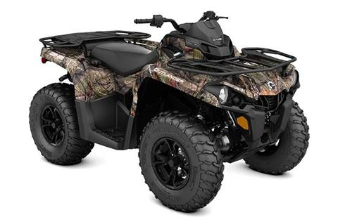 2016 Outlander L DPS™ 570 - Break-Up Country Camo®