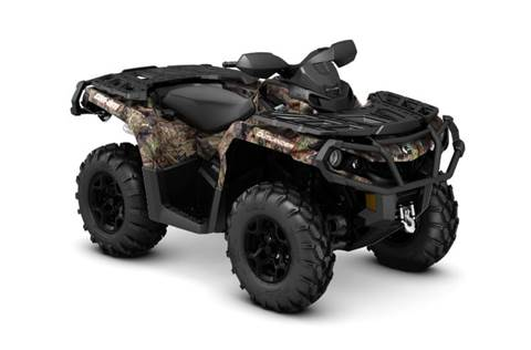 2016 Outlander XT™ 850 - Break-Up Country Camo®