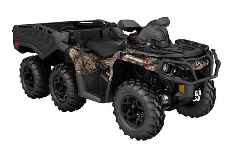 2016 Outlander™ 6x6 XT™ 650 - Break-Up Country Camo®