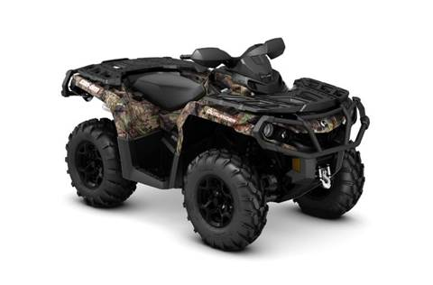 2016 Outlander XT™ 650 - Break-Up Country Camo®