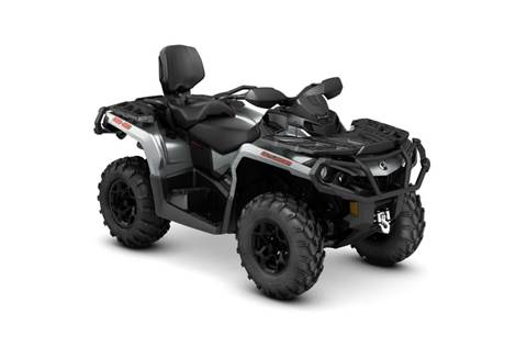 2016 Outlander MAX XT™ 650 - Brushed Aluminum