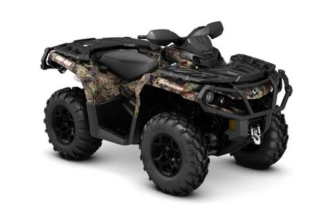 2016 Outlander XT™ 1000R - Break-Up Country Camo®