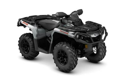 2016 Outlander XT™ 1000R - Brushed Aluminum