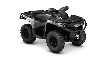 2016 Outlander XT™ 850 - Brushed Aluminum