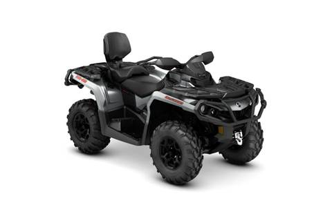 2016 Outlander MAX XT™ 850 - Brushed Aluminum