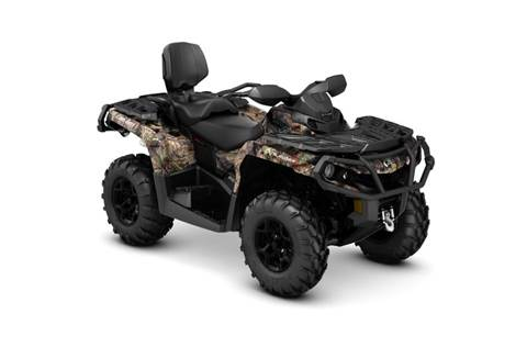 2016 Outlander MAX XT™ 650 - Break-Up Country Camo®