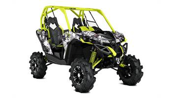 2016 Maverick™ X® mr - Digital Camo & Manta Green