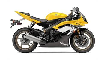 2016 YZF-R6 - 60th Anniversary Yellow