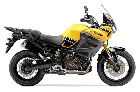 2016 Super Ténéré - 60th Anniversary Yellow