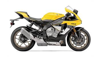 2016 YZF-R1 - 60th Anniversary Yellow
