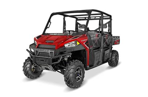 2016 RANGER CREW® XP 900-6 EPS - Sunset Red