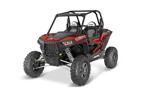 2016 RZR® XP 1000 EPS - Sunset Red