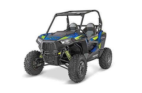2016 RZR® S 1000 EPS - Blue Fire Metallic