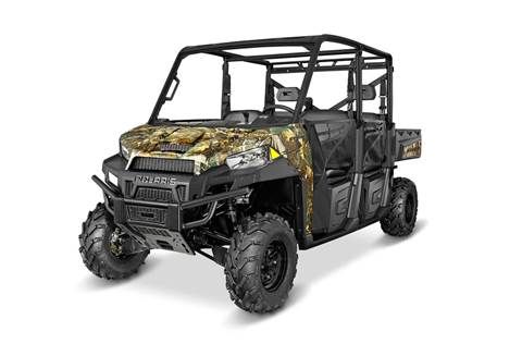 2016 RANGER CREW® XP 900-6 EPS - Polaris Pursuit® Camo