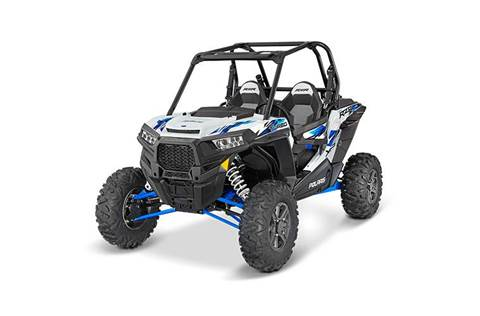2016 RZR XP® Turbo EPS - Matte White Lightning