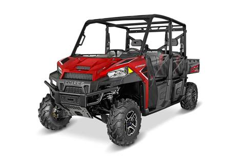 2016 RANGER CREW® XP 900-5 EPS - Sunset Red