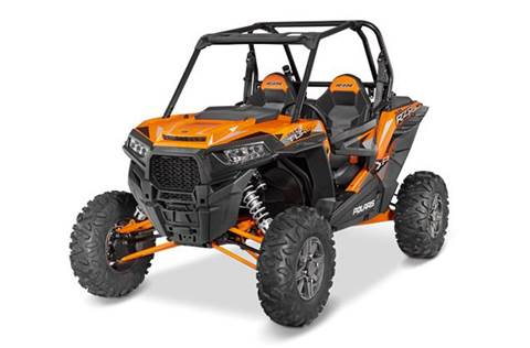 2016 RZR XP® Turbo EPS - Spectra Orange