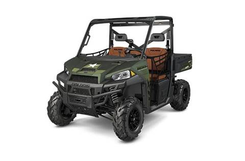 2016 RANGER XP® 900 EPS - Matte Sagebrush Green