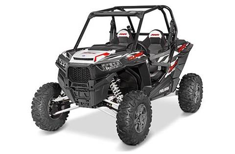 2016 RZR XP® Turbo EPS - Graphite Crystal