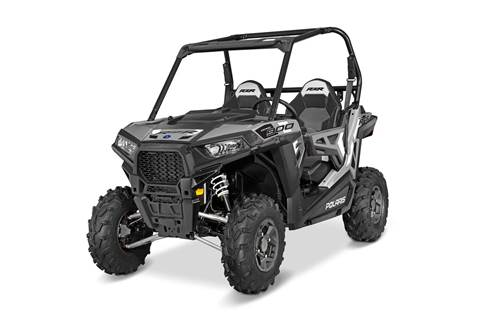 2016 RZR® 900 EPS Trail - Matte Turbo Silver