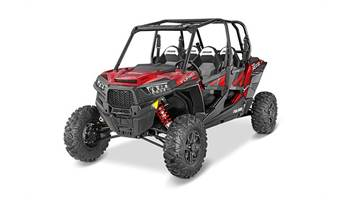 2016 RZR XP® 4 Turbo EPS - Matte Sunset Red