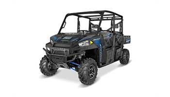 2016 RANGER CREW® XP 900-6 EPS - Black Pearl