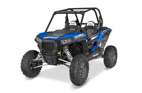 2016 RZR XP® 1000 EPS - Electric Blue Metallic