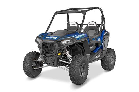 2016 RZR® S 900 EPS - Blue Fire
