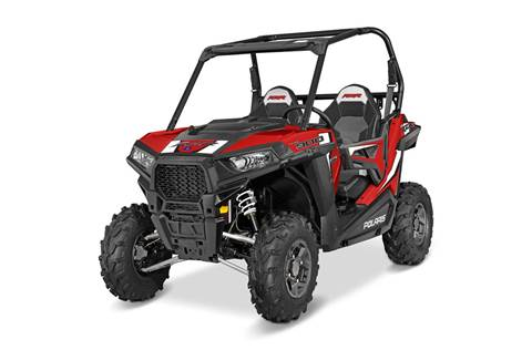 2016 RZR® 900 EPS Trail - Havasu Red Pearl
