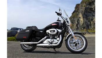 2016 XL1200T SuperLow® 1200T - Two-Tone Option