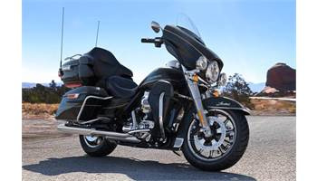 2016 Electra Glide Ultra Limited