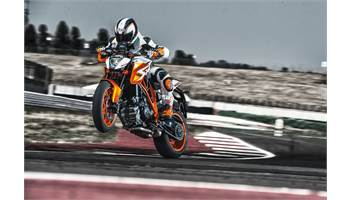 2016 1290 SUPER DUKE GT DEMO