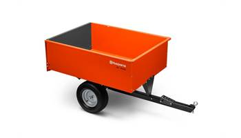 2016 16' Steel Swivel Dump Cart