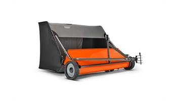 "2016 50"" Lawn Sweeper with Spiral Brush"