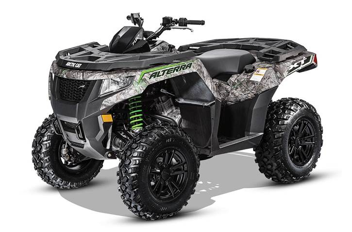New Arctic Cat Models For Sale In Brodhagen On B Amp K Tire