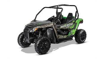 2017 Wildcat Trail XT EPS Camo