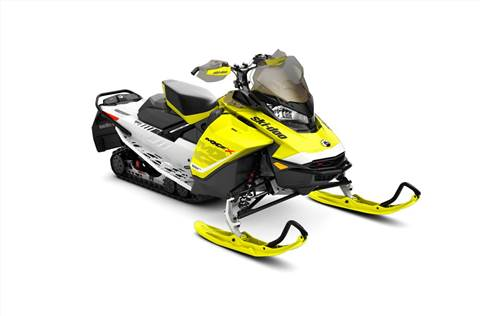 2017 MXZ® X® 850 E-TEC® (Sunburst Yellow)
