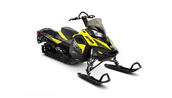 2017 Summit SP 600 HO E-TEC 146 ES Yellow/Black
