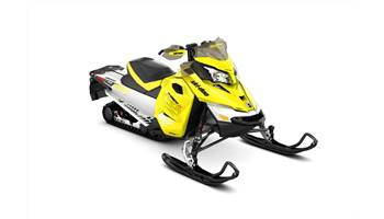 2017 MXZ® X® 600 HO E-TEC® (Sunburst Yellow)