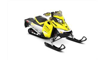 2017 MXZ® X® 1200 4-TEC® (Sunburst Yellow)