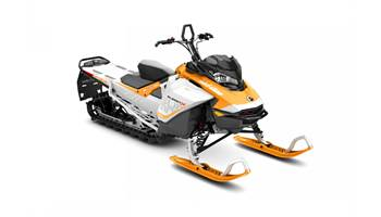 2017 Summit X 850 E-TEC 154 ES Orange Crush and White