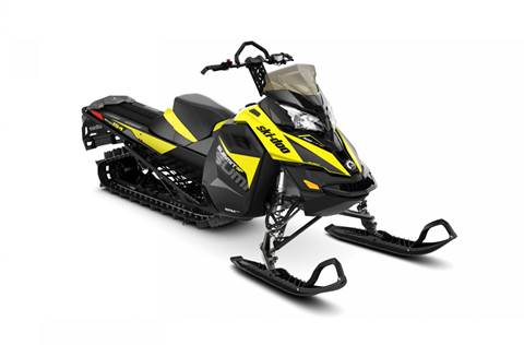 2017 Summit SP 600 HO E-TEC 154 Yellow/Black